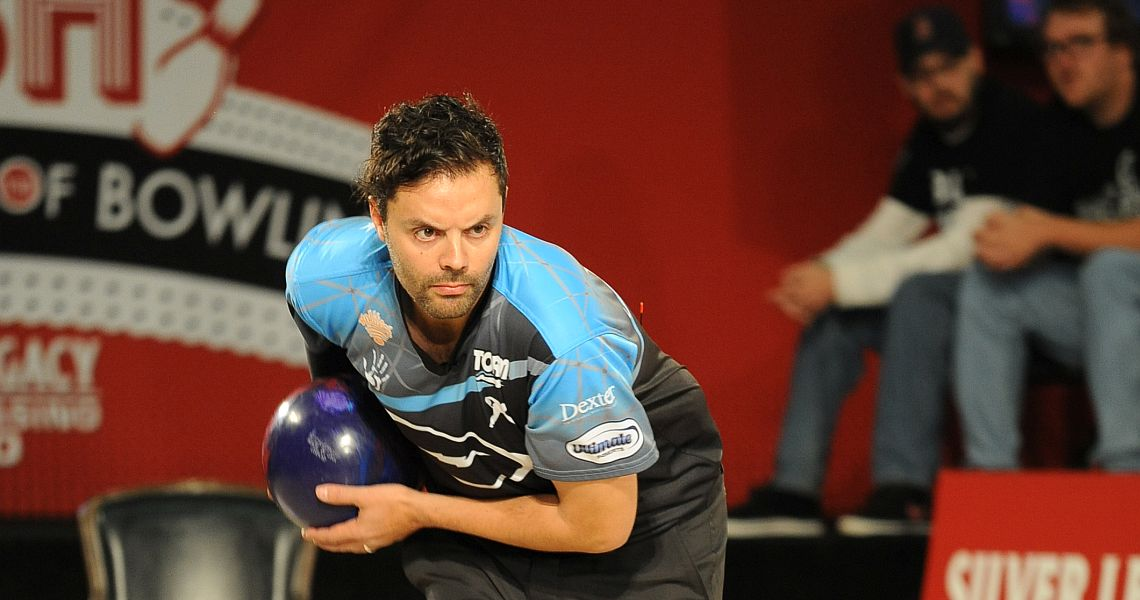 Jason Belmonte rises to the top in Barbasol PBA Players Championship