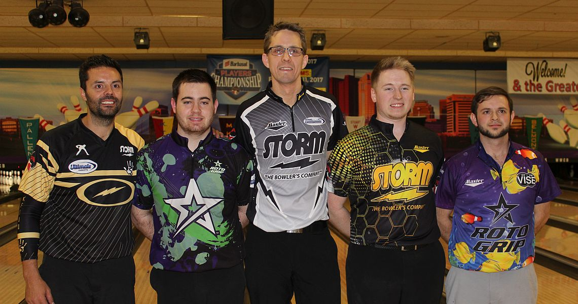 Jason Belmonte one win away from seventh PBA major title