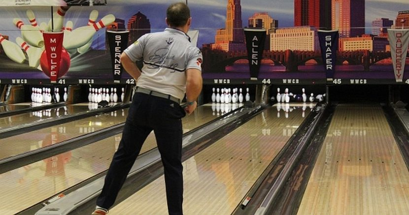 Ronnie Russell takes first round lead in PBA Players Championship
