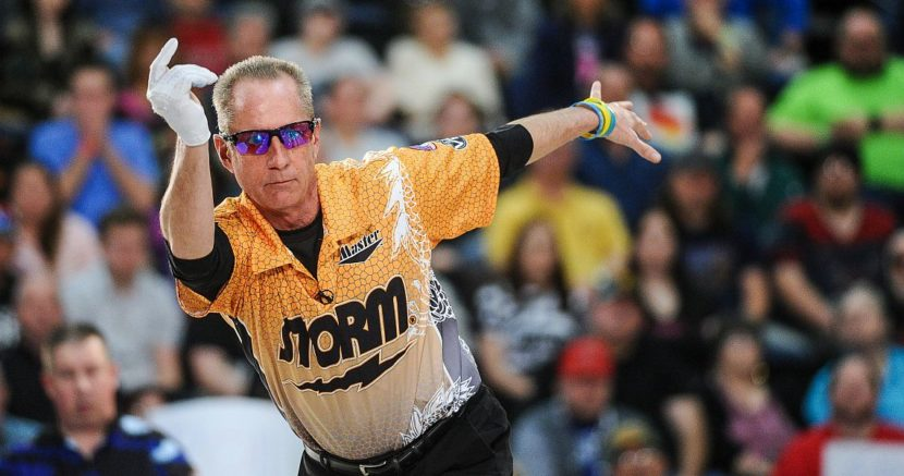 Pete Weber among unbeaten at 2017 USBC Senior Masters
