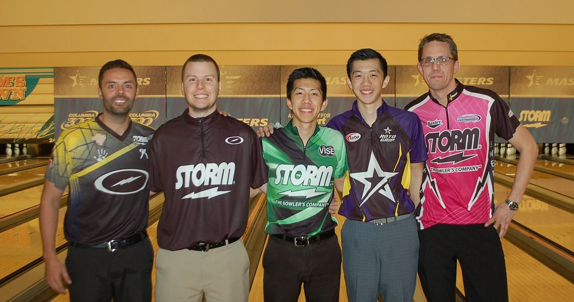 Jason Belmonte top seed for USBC Masters TV finals