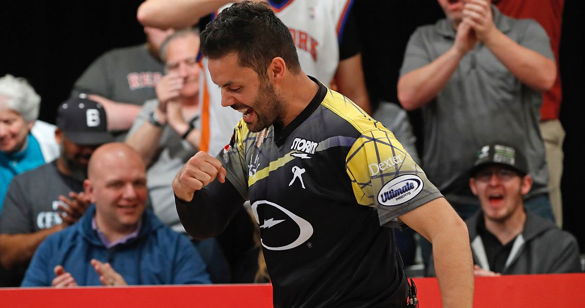 "Australia's Jason Belmonte to join PBA ""millionaire's club"""
