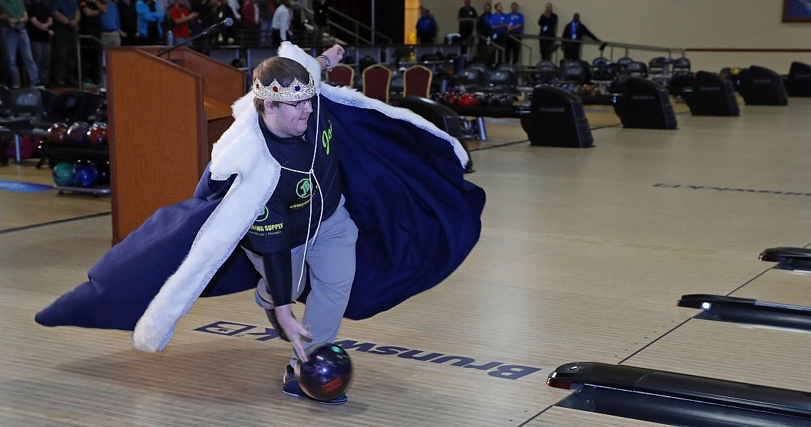 2017 USBC Open Championships underway in Las Vegas