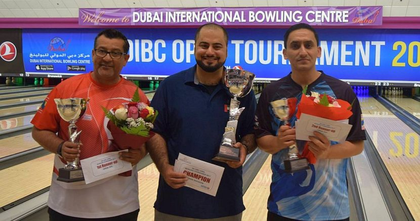 UAE's Mahmood Al Attar wins 5th DIBC Open from top seed