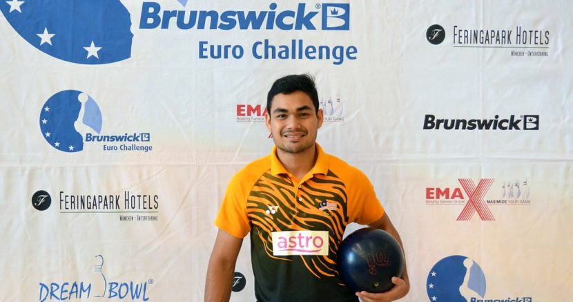 Six players surge into the top 12 at Brunswick Euro Challenge