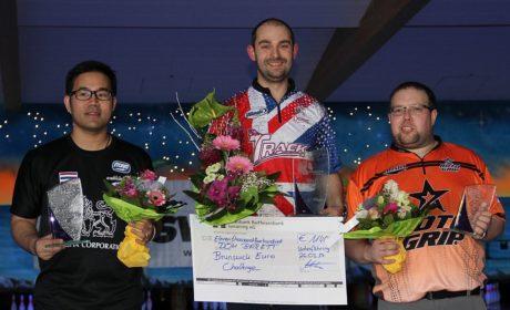 Dom Barrett wins WBT season-opening Brunswick Euro Challenge