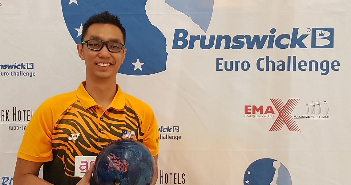 Syafiq Ridhwan, Vanessa Timter add their names to the leaderboard in Munich