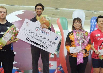 Qatar's Jassim Al-Muraikhi triumphs in The H.H. Emir Cup 2017