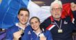 Gold for France in Mixed Doubles at Mediterranean Bowling Championships