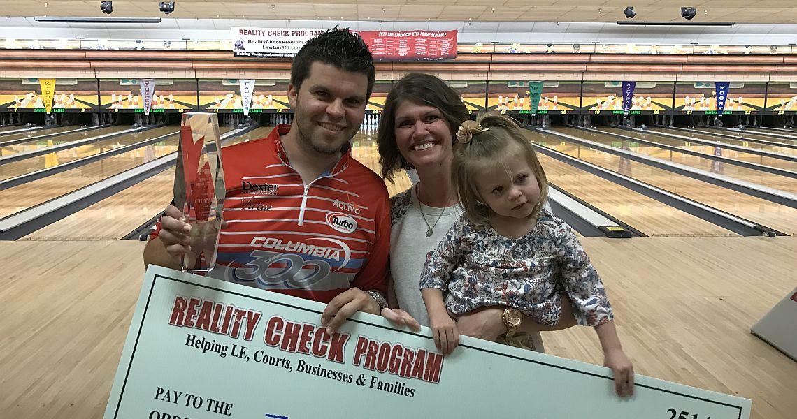 Josh Blanchard wins third title in PBA XF Reality Check Classic