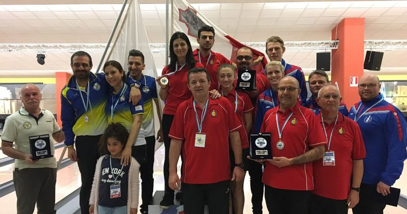 Malta wins first gold medal in Small Nations Cup