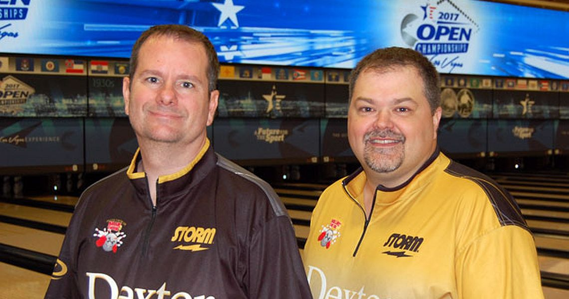 Doubles leaders emerge in all three divisions at USBC Open Championships
