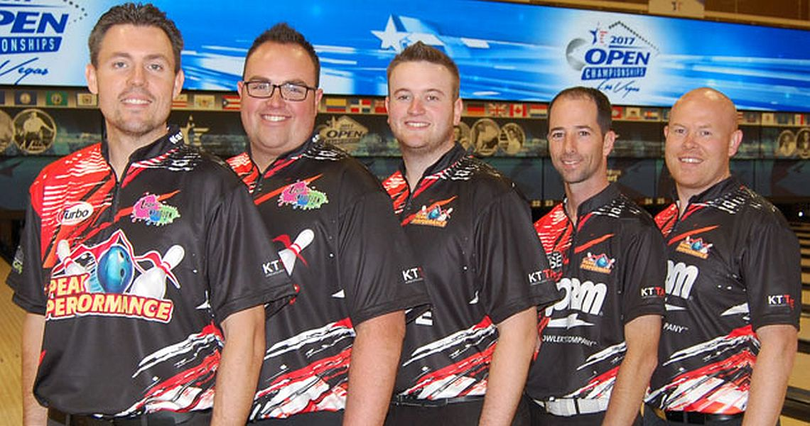 Matt Gasn shoots first 800 series at 2017 USBC Open Championships