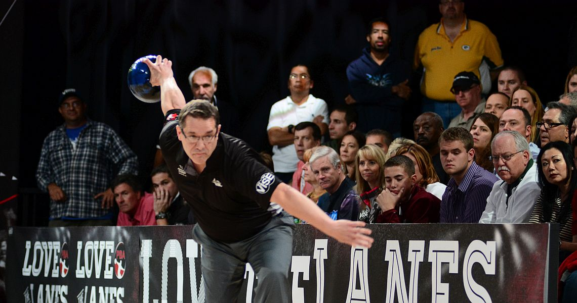 Brian LeClair top qualifier in PBA50 Pasco County Florida Open