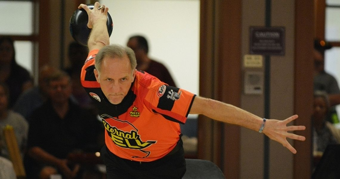 Ron Mohr takes first round lead in PBA50 Dave Small's Championship Lanes Classic
