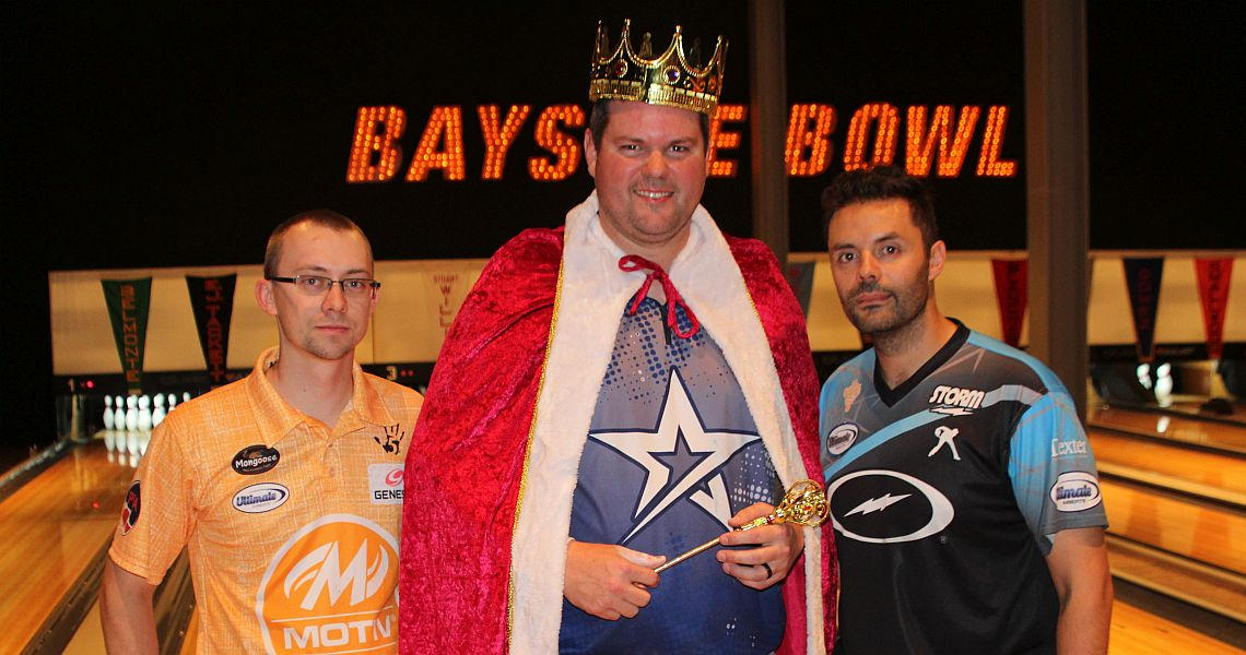 "Wes Malott defends throne as PBA's ""King of Bowling"""