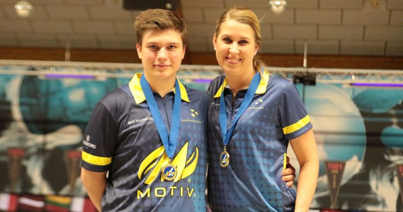 Emanuel Jonsson wins gold singles; Niko Oksanen defends all-events title