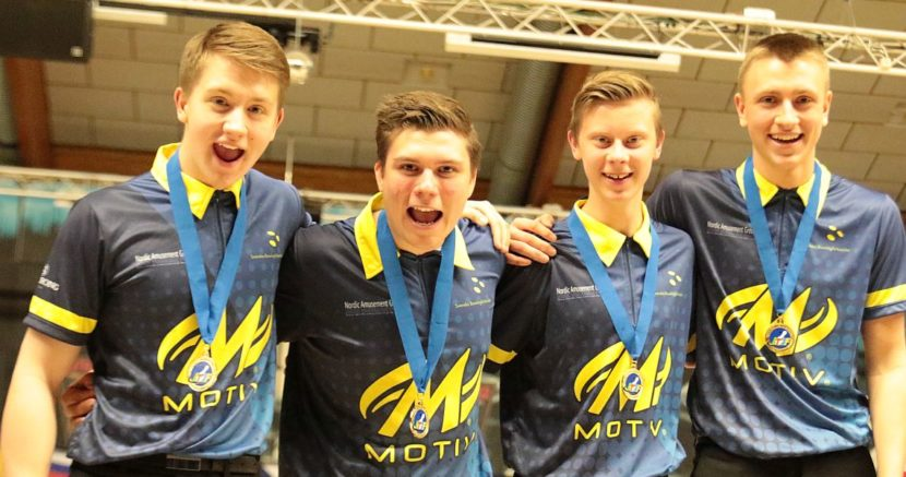 England, Sweden win the prestigious team titles at EYC