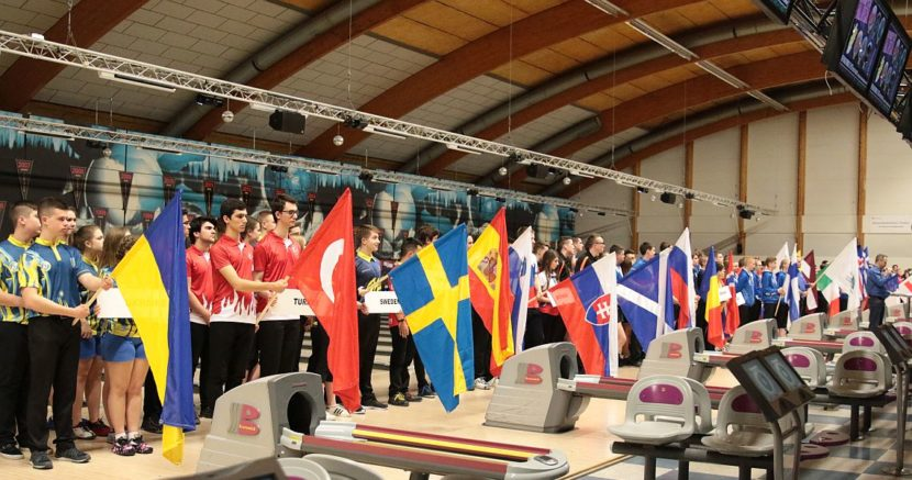 30th European Youth Championships officially declared open