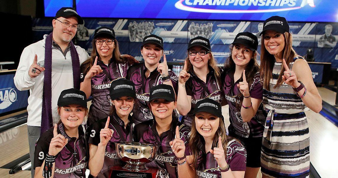 McKendree women, Webber men hoist Helmer Cup