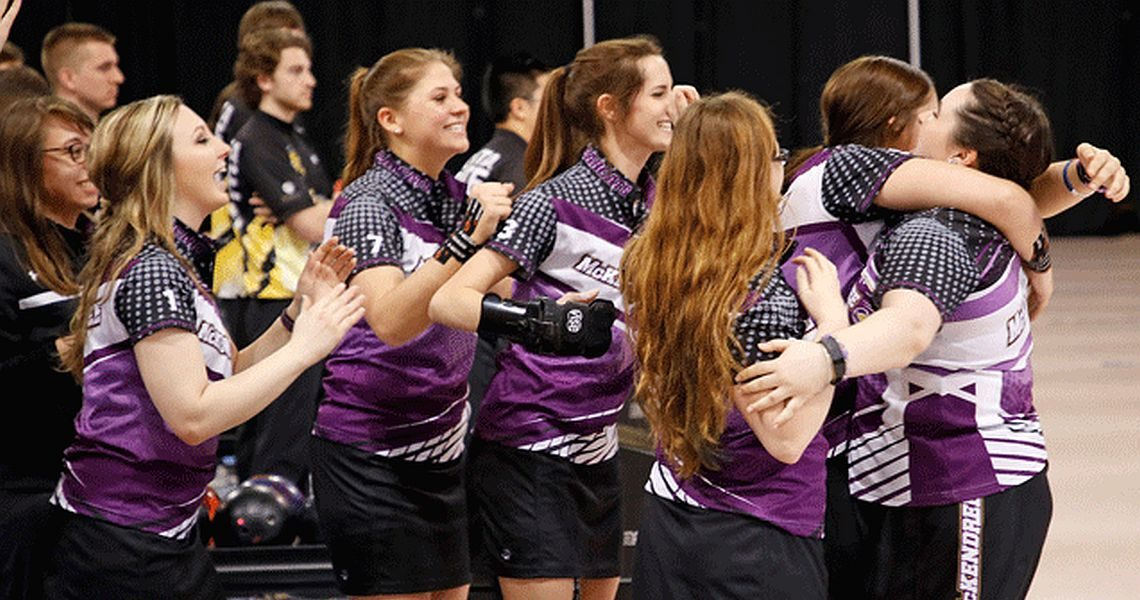McKendree, Webber to bowl for the titles at 2017 Intercollegiate Team Championships