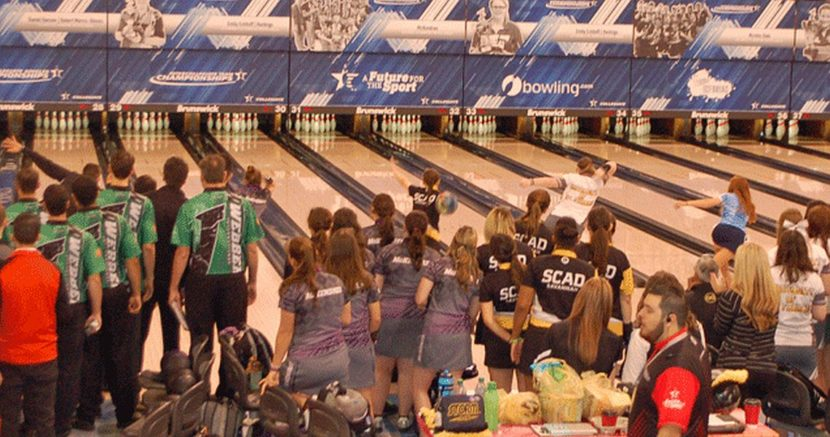 Eight teams remain undefeated at 2017 Intercollegiate Team Championships
