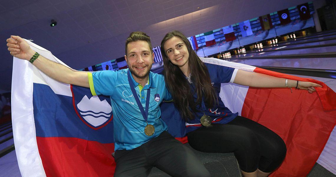Alexandra Lopez, Anže Grabrijan win MBC Masters titles