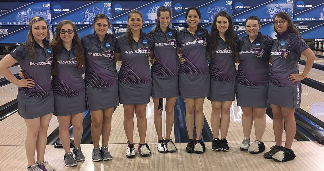 McKendree leads after opening day at 2017 NCAA Women's Bowling Championship