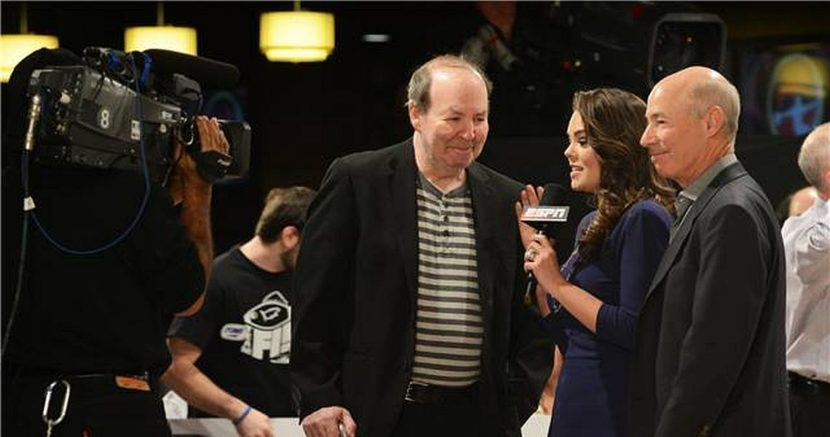 Belmonte, O'Neill take first round lead in Roth/Holman PBA Doubles