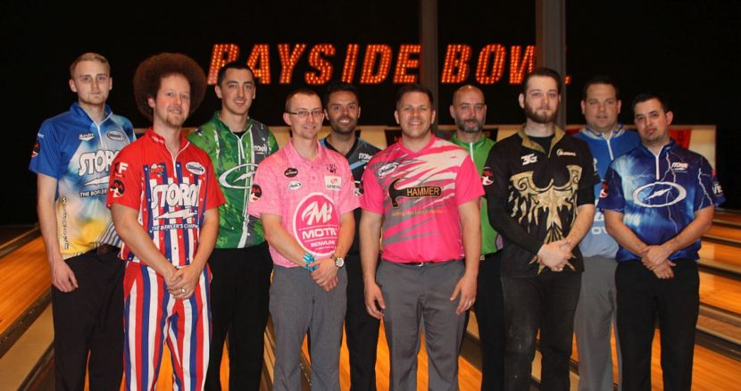 Two-handers Troup, Svensson top PBA Doubles stepladder finalists