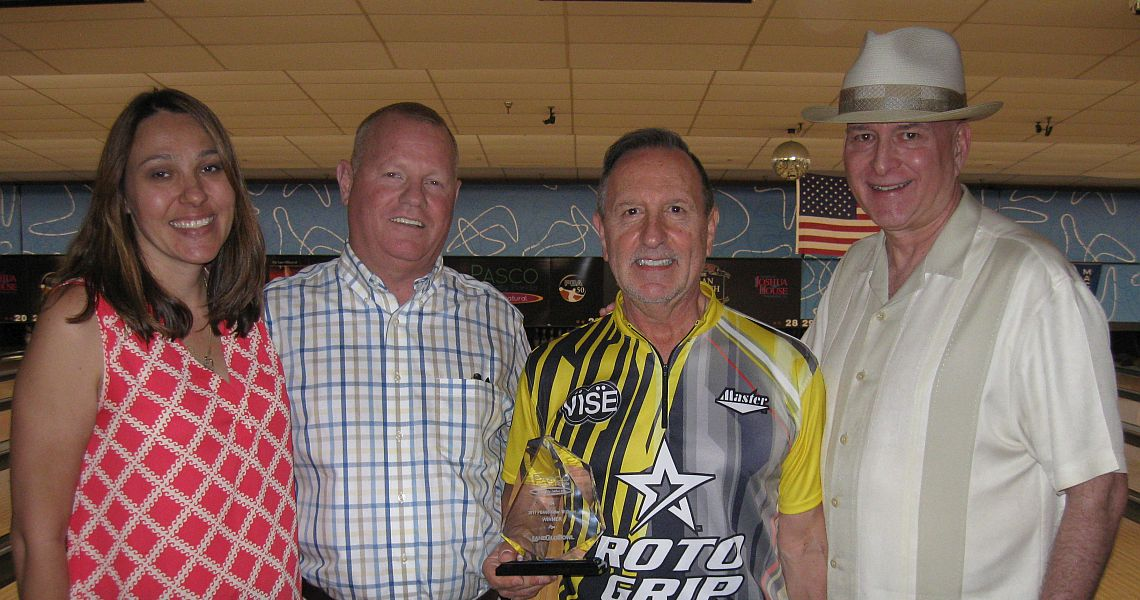 Tom Baker wins first PBA60 title in 2017 PBA50 Tour season opener
