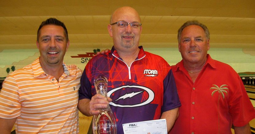 Lennie Boresch goes wire-to-wire to win PBA50 Sun Bowl In The Villages