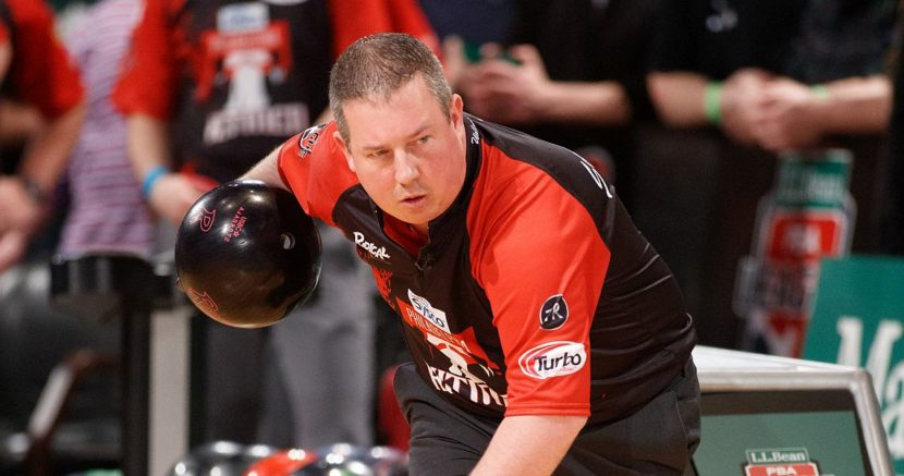 Tom Smallwood averages 243.9 to lead PBA Chameleon Championship qualifying