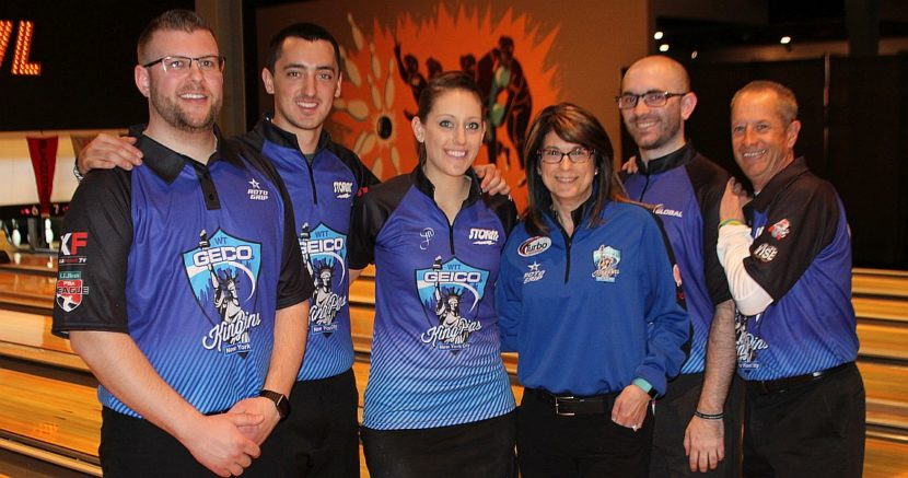 NYC WTT KingPins earns No. 1 seed for PBA League Finals