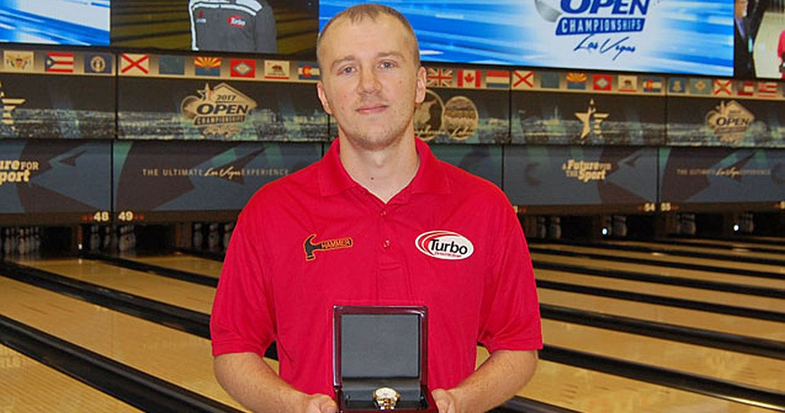 Brandon Novak unable to repeat at USBC Open Championships