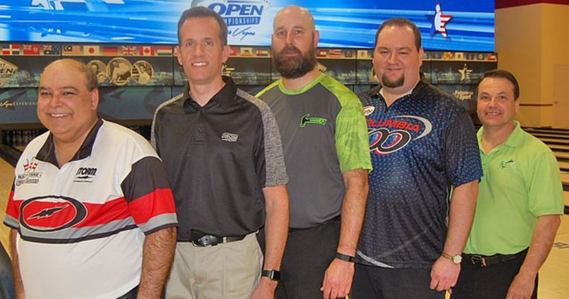 New leaders in Regular Team, Doubles at 2017 USBC Open Championships