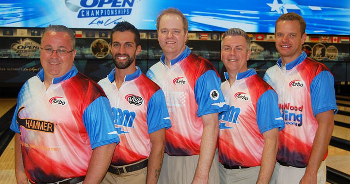 2015 Regular Team champion back on top at 2017 USBC Open Championships