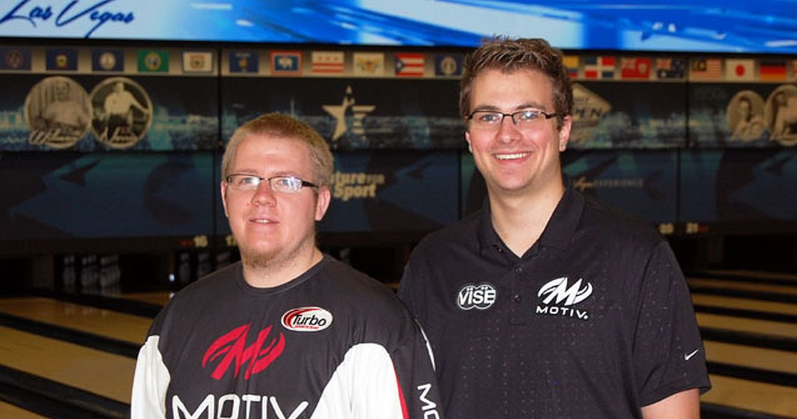 Last-minute partners lead Regular Doubles at 2017 USBC Open Championships