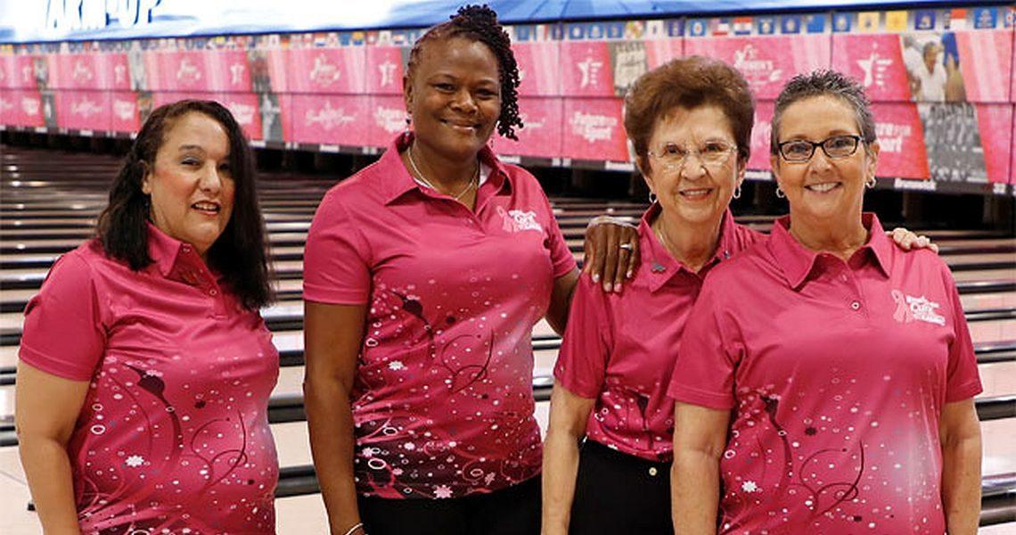 Fabulous Four journey concludes at 2017 Women's Championships