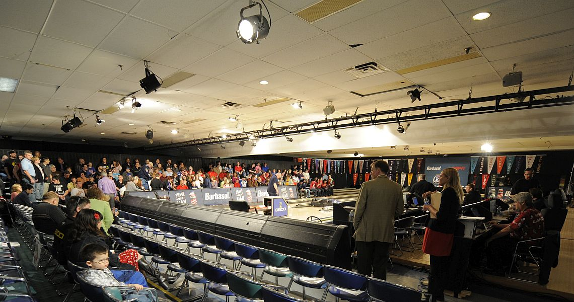 Indianapolis' Woodland Bowl to host first PBA50 Major in 2017