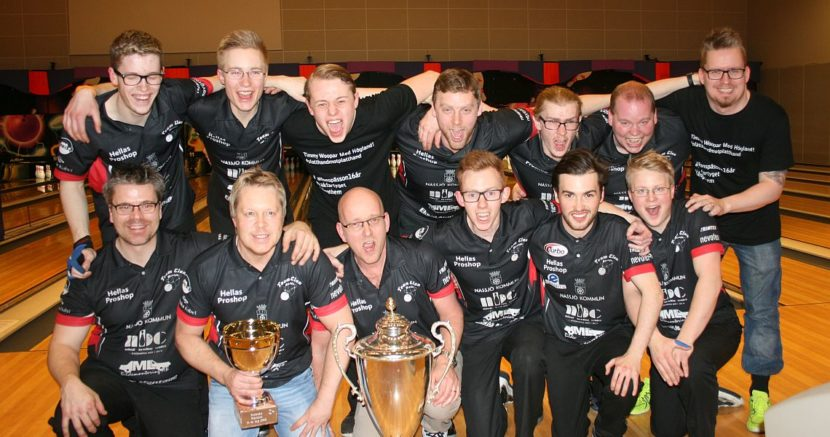 Unique Team Playoffs to determine Swedish League Champions