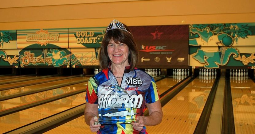 Robin Romeo seeks to extend streak at 2017 USBC Senior Queens