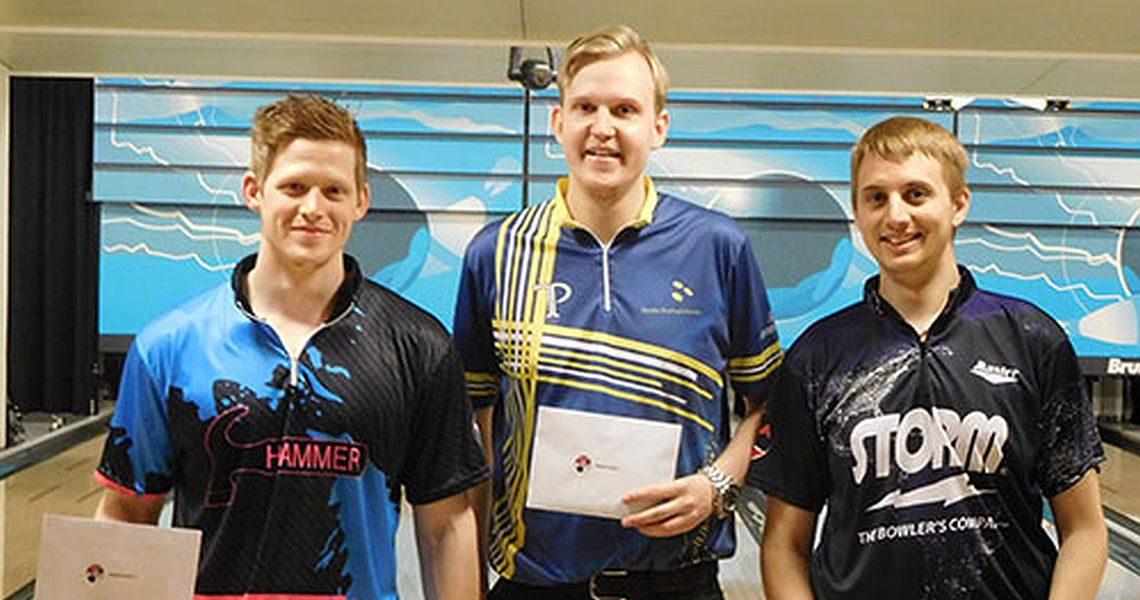 Mattias Wetterberg wins his first EBT title in Aalborg