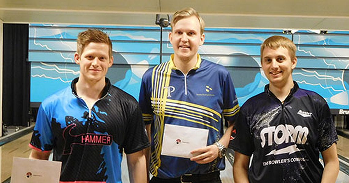 Mattias Wetterberg wins his first EBT title in Aalborg