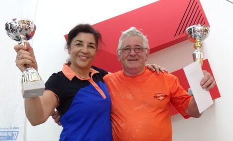 Nadia Goron, Roger Pieters win inaugural ISBT Paris Senior Open