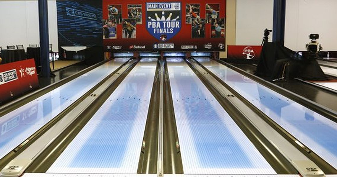Main Event PBA Tour finals feature blue oil with a twist