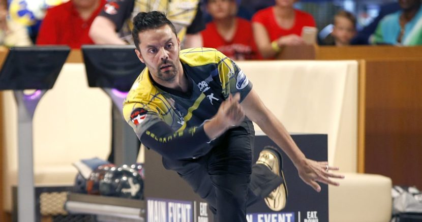 Belmonte leads World Bowling Tour men's point rankings