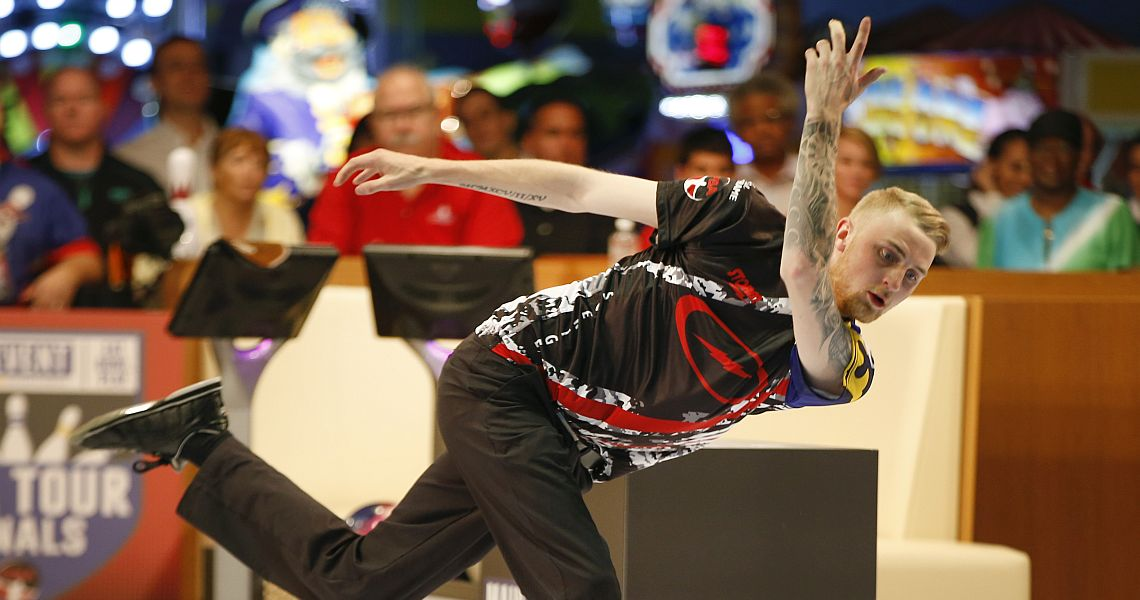 World Bowling Tour Men's Finals field set, order of matches pending