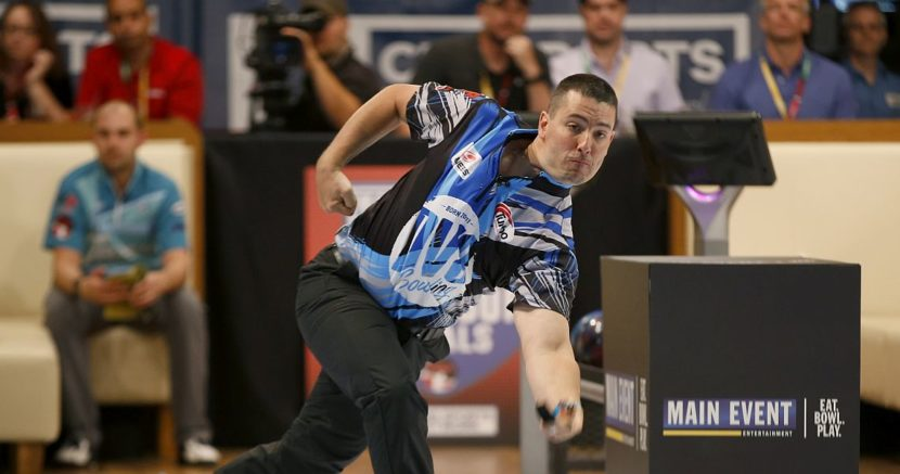 Ryan Ciminelli leads qualifying in PBA Xtra Frame Chesapeake Open