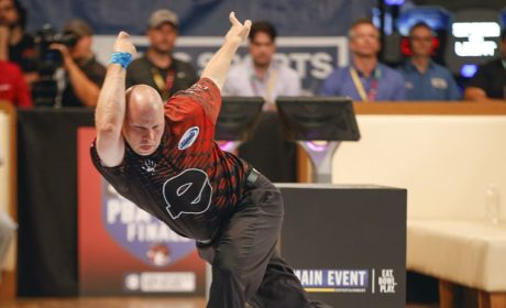 Tommy Jones takes first round lead in PBA XF Wilmington Open